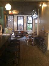 <h5>An unknown bar on Elizabeth Street</h5>