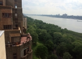 <h5>The Hudson River from the 21st Floor</h5>