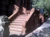 <h5>A stoop on the Upper West Side</h5>
