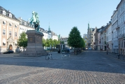 <h5>Hojbro Plads the morning after</h5>