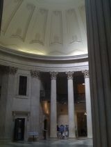 <h5>Federal Hall, Wall Street</h5>