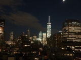 <h5>From a TriBeCa rooftop</h5>