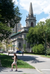 <p>Carrere & Hastings, First Church of Christ Scientist, Central Park West, 1903 - now being converted to condominiums.</p>