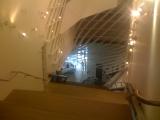 <h5>Thom Mayne Cooper stairs</h5>