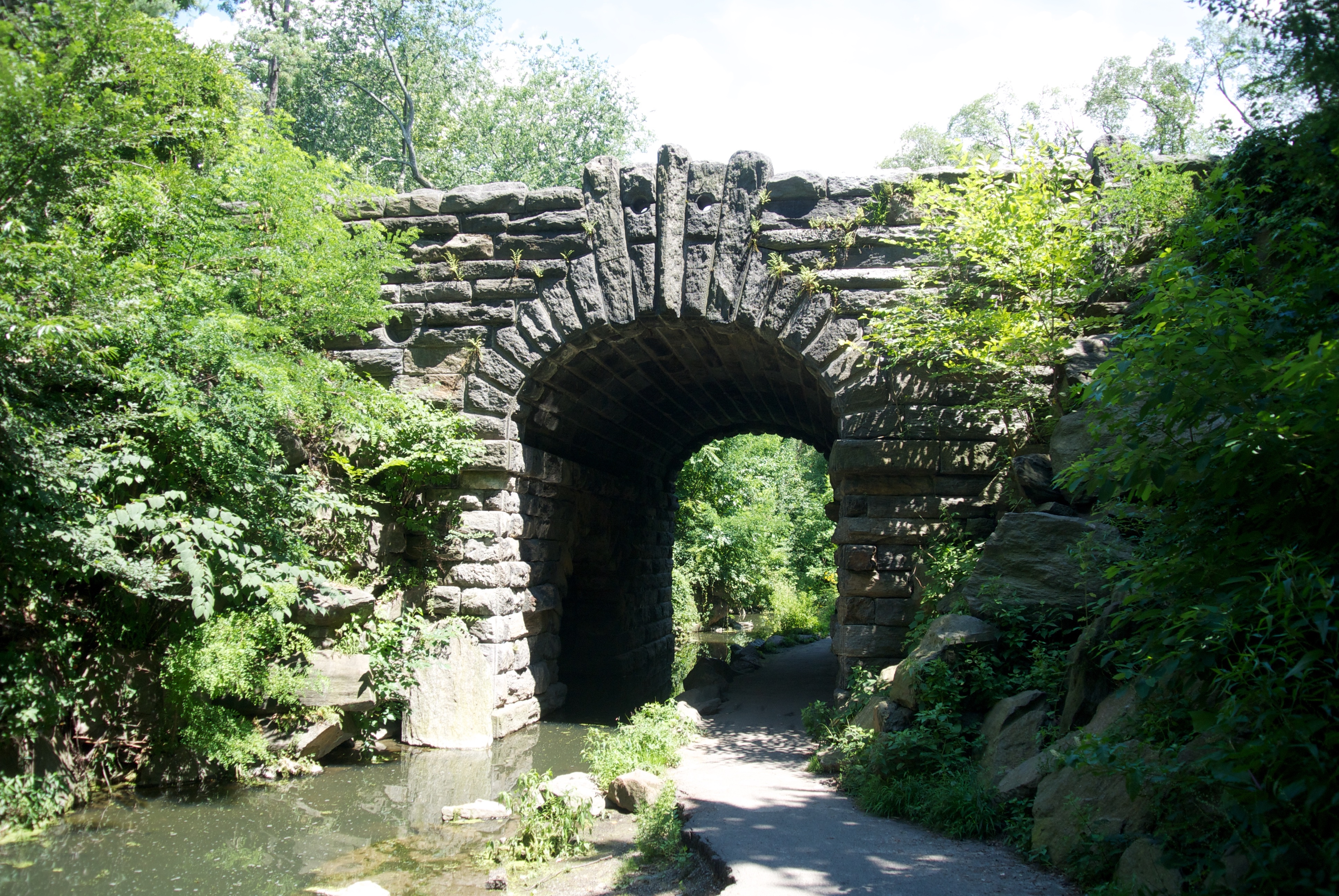 The Glen Span Arch