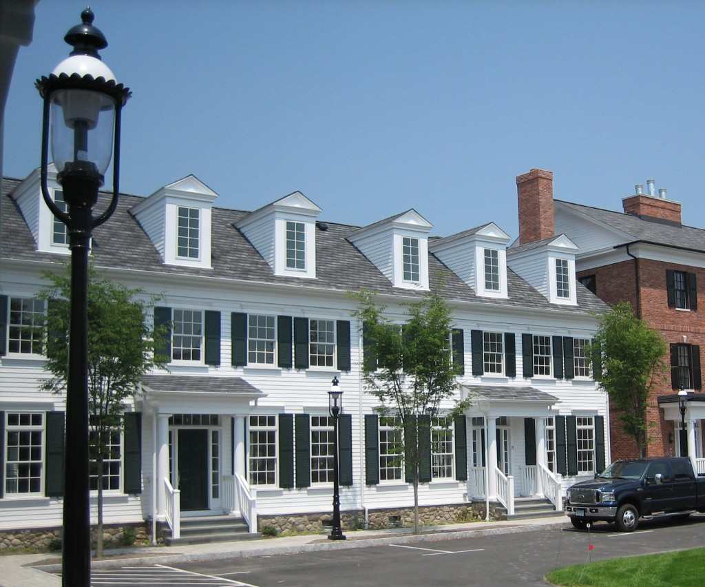 Rowhouses on the Green, Southport Green